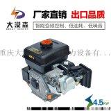 大漠森电动车增程器发电机4500w一体式