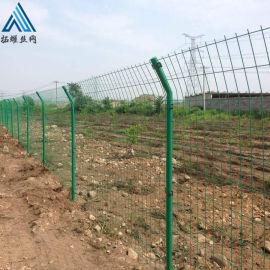 小区隔离护栏网/包塑铁路封闭网