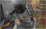 隔热隔音材料火焰蔓延特性试验机