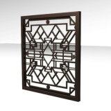 外墙镂空铝单板厂家直销幕墙黑色铝窗花规格定制