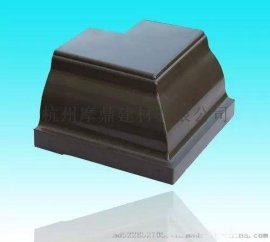 树脂落水系统 pvc成品屋面檐槽