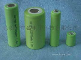 厂家直销镍氢电池 NIMH AAA 600MAH 充电电池