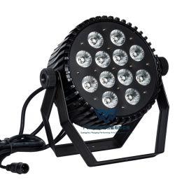 12颗3合1 4合1平板帕灯LED全彩扁平帕灯厂家