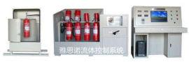 无缝钢瓶水压试验机、灭火器筒体水压爆破测试台