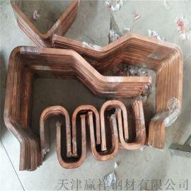 现货高质铜管 厂家可定制异形铜管 分支器 加工定制