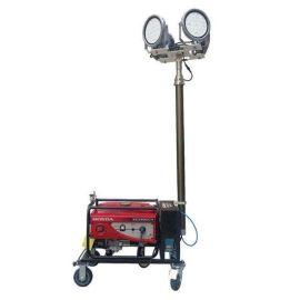 【隆業供應】移動球形月球燈-應急移動照明車