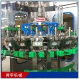 含气饮料灌装三合一供应果汁饮料生产线