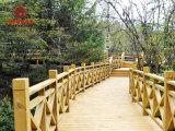 成都木棧道廠家,景區防腐木棧道定製修建