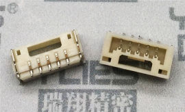 PCB连接器1.25 立贴单排插针 电路板连接器