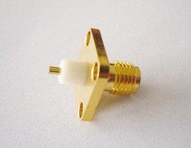 SMA-KFD射频同轴连接器,SMA-JB2射频同轴连接器(SMA-JB2 SMA-KFDMMCX CC4)