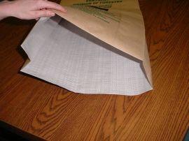 三合一牛皮纸袋