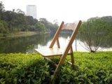 简约实木折叠椅