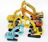 挖掘机模型