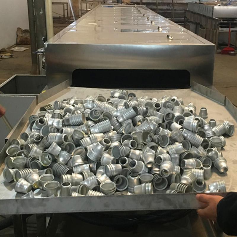 灯杯清洗机 冲压铝件除油灯杯清洗机
