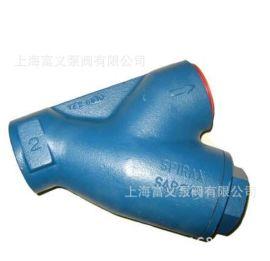 斯派莎克SpiraxSarco Y型過濾器FIG12球墨鑄鐵