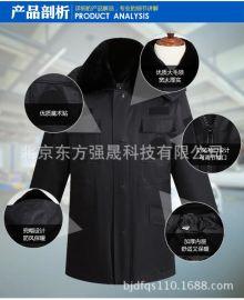 廠家直銷99式作訓服特勤服作戰服安保服棉服棉大衣多功能大衣