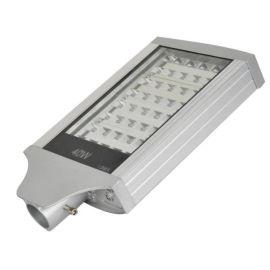 led壓邊路燈頭30w50w60w平板路燈