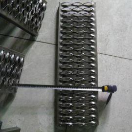 热镀锌防滑板 鳄鱼嘴防滑板 防滑冲孔板