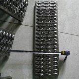 熱鍍鋅防滑板 鱷魚嘴防滑板 防滑衝孔板