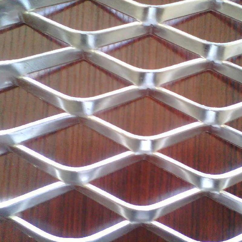 汽車4S店外牆裝飾網 陽極氧化鋁板網 鋼板網