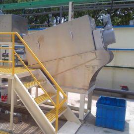 叠螺式污泥脱水机,污泥脱水机
