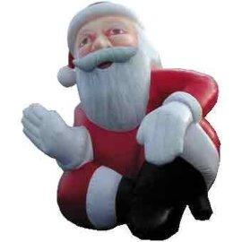 CS-079充气高大圣诞老人