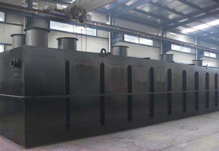 泰兴一体化污水处理设备