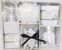 欧美浴室套装 卫生间洗漱用品 泰国沐浴礼盒套装 浴室用品套件