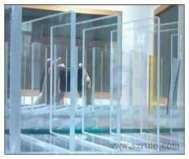 深圳供应南亚透明5MM防静电PVC板,PVC抗静电板