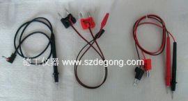 电池综合测试仪表笔 检测夹子