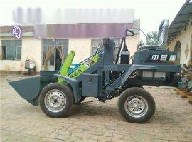 山东**厂食品公司用电动铲车的图片电动装载机的价格