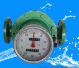 橢圓齒輪流量計用於檢測原油,瀝青,高濃度液體。