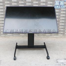 特价电视机移动推车倾角90度水平放置42-70寸液晶电视落地支架