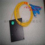 PLC1分8光分路器、分路器厂家直销