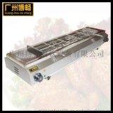 博暢EB-110燒烤爐 臺式不鏽鋼電燒烤機商用電熱爐架 創業設備