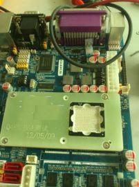 集成显卡BGA测试治具 电脑BGA测试治具 显卡测试治具