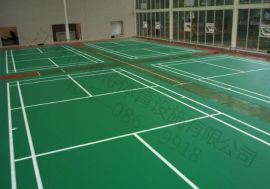 無錫仕博特pvc運動地板 室內塑膠場地 籃球羽毛球場