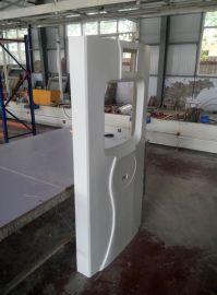河南和业定制玻璃钢外壳罩壳厂家