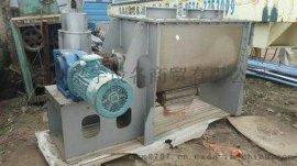 热门推荐二手500公斤不锈钢卧式螺带混合机