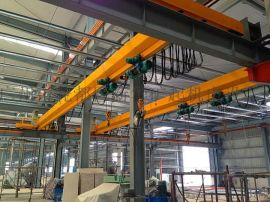 矿源5吨电动单梁起重机行吊