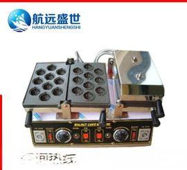 北京制作核桃糕机|夹心核桃糕成型机|核桃球夹心成型机