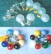 球形灯泡(内磨砂、明泡)