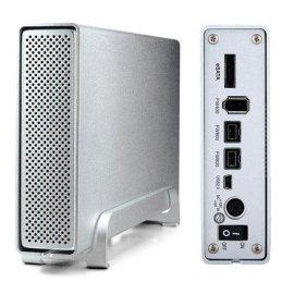 """元谷3.5""""SATA移动硬盘盒 (星钻 PD-S800+)"""