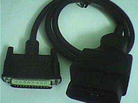 汽车诊断线(DB25P/OBDIIM)