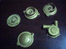 铜压铸, 压铸件