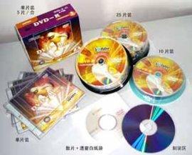 DVD-R/DVD+R空白可刻录光盘