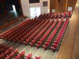 深圳帶鋁合金旋轉寫字板排椅*會議排椅