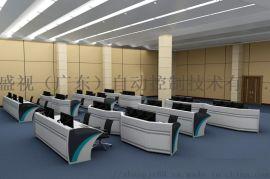 中山盛视十年专业生产监控控制台
