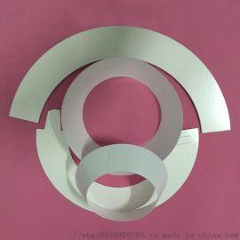 LED灯具反光膜 反光纸 可模切冲型