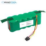 適用14.4V地貝DibeaX500掃地機鎳氫電池